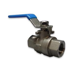 (即納可)ボールバルブ SCS14A(フルボア) CSF-15A Rc1/2 グリース不使用 ステンレス|hokusho-shouji