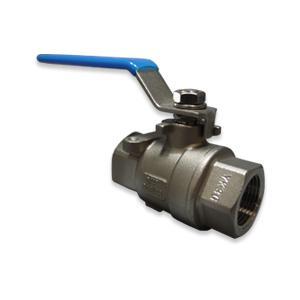 (即納可)ボールバルブ SCS14A(フルボア) CSF-20A Rc3/4 グリース不使用 ステンレス|hokusho-shouji
