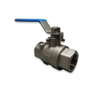(即納可)ボールバルブ SCS14A(フルボア) CSF-25A Rc1 グリース不使用 ステンレス|hokusho-shouji
