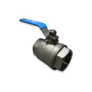(即納可)ボールバルブ SCS14A(フルボア) CSF-50A Rc2 グリース不使用 ステンレス|hokusho-shouji