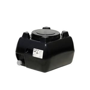 ホームローリー タンク スイコー HLT-100 黒 貯水タンク 雨水タンク|hokusho-shouji