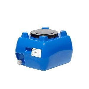 ホームローリー タンク スイコー HLT-100 青 貯水タンク 雨水タンク|hokusho-shouji