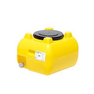 ホームローリー タンク スイコー HLT-100 レモン 貯水タンク 雨水タンク|hokusho-shouji