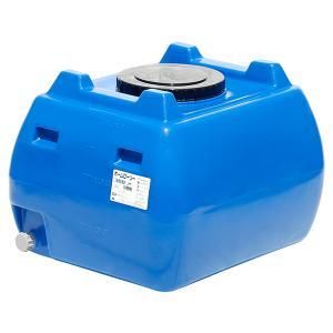 ホームローリー タンク スイコー HLT-300 青 貯水タンク 雨水タンク|hokusho-shouji