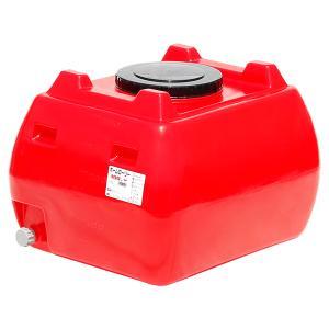 ホームローリー タンク スイコー HLT-300 赤 貯水タンク 雨水タンク|hokusho-shouji