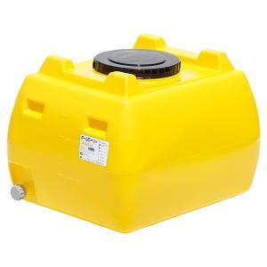 ホームローリー タンク スイコー HLT-300 レモン 貯水タンク 雨水タンク|hokusho-shouji