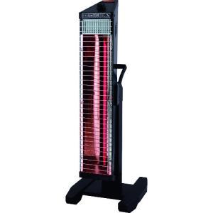 遠赤外線ヒーター SEH-10A-1-B スイデン シングル ヒートスポット 単相100V 電源コード2m 安全装置付 業務用 暖房 ブラック 2018年モデル|hokusho-shouji