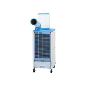 日立スポットエアコン SR-P20YTE6 標準タイプ1人用 三相200V スリム床置(1口ダクト付) hokusho-shouji