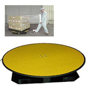 ストレッチフィルム包装機 SSP-10120 シグマー技研 エコノミータイプ 最大荷重1000kg テーブル径φ1200mm 単相AC100 包装機|hokusho-shouji