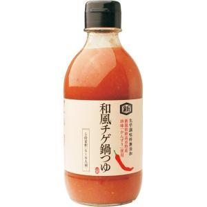 和風チゲ鍋つゆ 300ml|hokusyoku