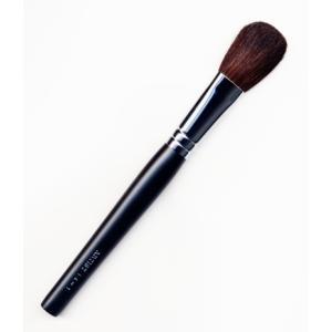 竹宝堂化粧筆(メイクブラシ) チークーブラシ 14−1黒軸 / 熊野筆|hokutoen