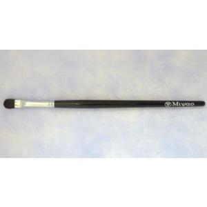宮尾産業化粧筆(メイクブラシ) MB-23 ドーム型シャドウブラシ/熊野筆|hokutoen