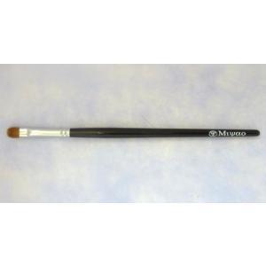 宮尾産業化粧筆(メイクブラシ) MB-25 ドーム型シャドウブラシ/熊野筆|hokutoen