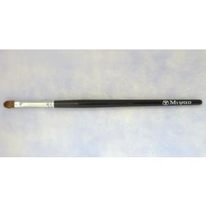 宮尾産業化粧筆(メイクブラシ) MB-26 アイシャドウブラシ SS/熊野筆|hokutoen