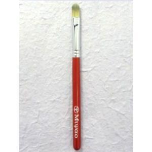 宮尾産業化粧筆(メイクブラシ) MR-13 コンシーラーブラシ/熊野筆|hokutoen
