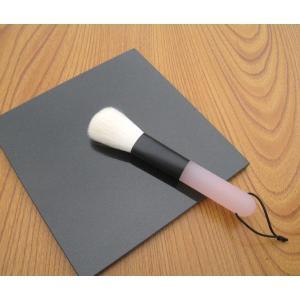 【プレゼントに♪】熊野筆/メイクブラシ・化粧筆/北斗園 PKシリーズ 洗顔ブラシ PK-4|hokutoen