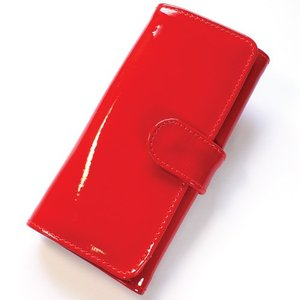 【訳あり】北斗園化粧筆(ポーチ・ケース) マルチケース【赤】 /pouch-wake-red hokutoen