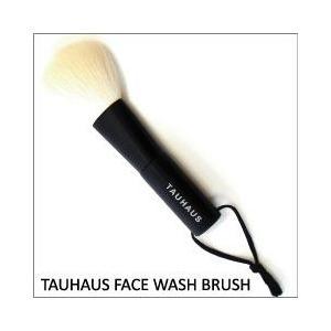 TAUHAUS メイクブラシ(化粧筆) 洗顔ブラシ (やわらかめ)T-FW-01-BK /熊野筆|hokutoen|02