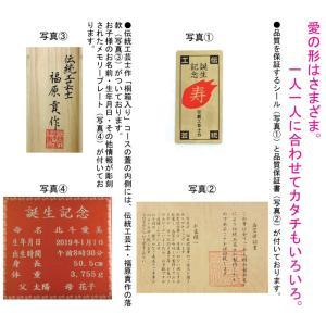 赤ちゃん筆(胎毛筆) 夢コース / 熊野筆|hokutoen|03