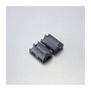 フェライトコアの高周波吸収特性を用いており、高周波ノイズの吸収効果に優れています。