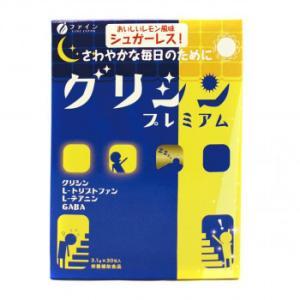 ファイン グリシン・プレミアム 93g(3.1g×30包)|hokutoku