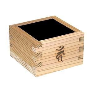 国内産杉材を使用した工芸枡。