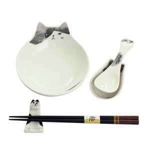 かわいい猫のとんすいセット☆