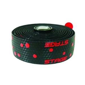 STAGE ハイパーバーテープ レッドドット/BK 1558|hokutoku