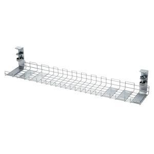 デスクに取り付けて、タップやケーブルなどを収納できるケーブル配線トレー。サイズ個装サイズ:64.5×...
