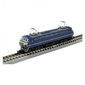 国鉄 EF66形電気機関車 前期形 ひさし無し T008-1 代引不可|hokutoku