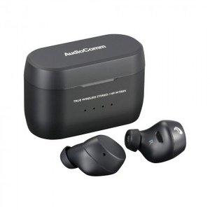 OHM AudioComm 完全ワイヤレスイヤホン ブラック HP-W700N-K|hokutoku