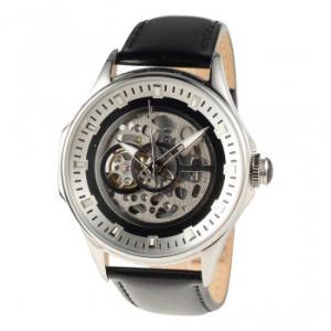 MANNINA(マンニーナ) 腕時計 MNN005-01 ブラック hokutoku