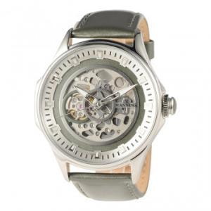 MANNINA(マンニーナ) 腕時計 MNN005-02 グレー hokutoku