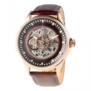 MANNINA(マンニーナ) 腕時計 MNN005-05 ブラウン hokutoku