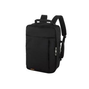エレコム 3WAYバッグ/ベーシックタイプ/表面撥水加工/ブラック BM-SN03BK