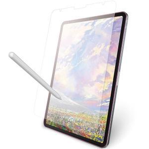 バッファロー(サプライ) 2018年 iPad Pro 11インチ 紙感覚フィルム サラサラタッチタイプタイプ hokutoku