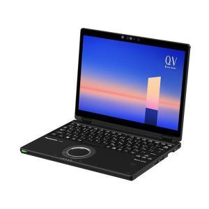 パナソニック Let's note QV1 店頭(Corei7-1165G7/16GB/SSD/512GB/光学ドライブなし/Win10Pro64/Office Home &Business 2019/12型) CF-QV1GFNQR|hokutoku