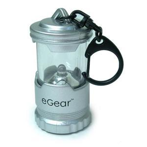 eGear Mini Tent Lantern LED ミニ ランタン 本体色:シルバー|holkin