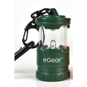 eGear Mini Tent Lantern LED ミニ ランタン 本体色:グリーン|holkin