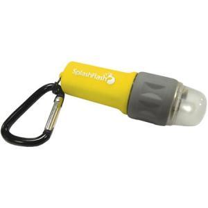【本体色:イエロー】eGear SplashFlash LED LIGHT イーギア スプラッシュフラッシュ LEDライト 21-17001-06-M|holkin
