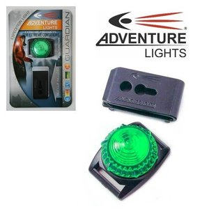 【グリーンLED搭載】Adventure Lights Guardian Expedition Light アドベンチャーライト ガーディアン エクスペディション ライト LED安全ライト|holkin