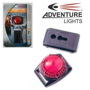 【レッドLED搭載】Adventure Lights Guardian Expedition Light アドベンチャーライト ガーディアン エクスペディション ライト LED安全ライト|holkin