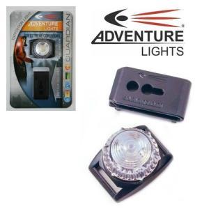 【ホワイトLED搭載】Adventure Lights Guardian Expedition Light アドベンチャーライト ガーディアン エクスペディション ライト LED安全ライト|holkin