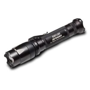 【200Lumens】 SureFire E2DL-BK E2D LED Defende シュアファイア E2D LED ディフェンダー|holkin