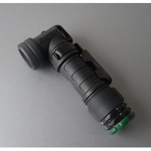 Energizer HardCase 1AA Molle Light ベストライト / エナジャイザー HardCaseTactical モールライト MILMOB11L 【本体色:ブラック】|holkin