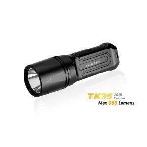 FENIX TK35 L2 U2 【Cree XM-L2 (U2) 搭載 / 明るさMAX:960ルーメン / CR123×4本 or 18650×2本】