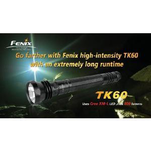 FENIX TK60【CREE XM-L LED 搭載】:FNX-017