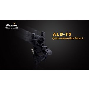 FENIX ALB-10 Quick-release Bike Mount 【自転車取付マウント】|holkin