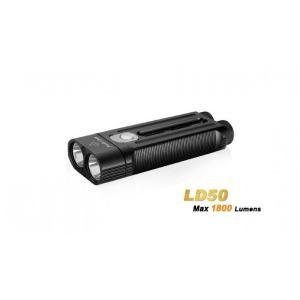 FENIX LD50 【Cree XM-L2(U2) 白色LED×2灯搭載 / 明るさMAX1800ルーメン / 18650×2本 or CR123×4本】|holkin