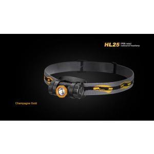 FENIX HL25 LEDヘッドライト【 Cree XP-G2 白色LED搭載 / 明るさMAX:280ルーメン(Burstモード時) / 単4×3本使用】|holkin